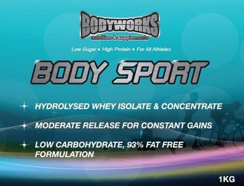 Body Sport Single Serve