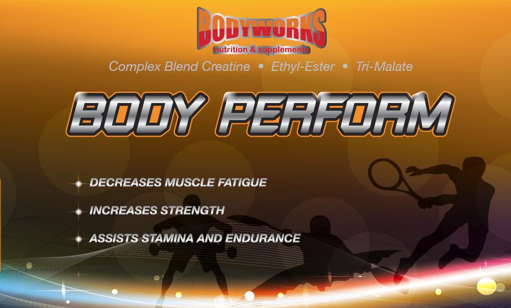 Body Perform (Creatine)