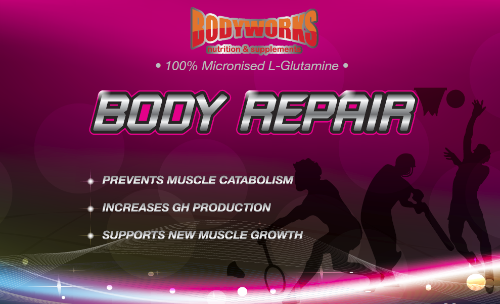 Body Repair (L-Glutamine)