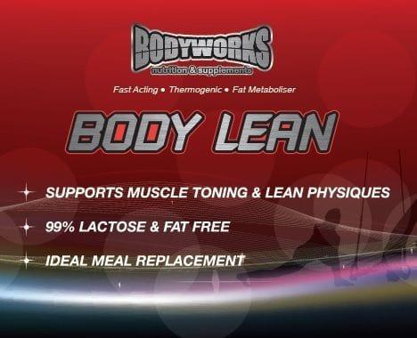 1kg Body Lean Protein