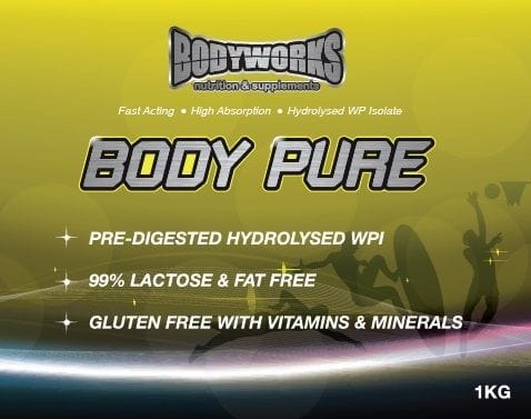 1kg Body Pure Protein