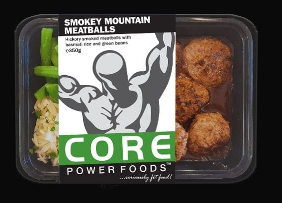 Core Power Foods - Smokey Mountain Meatballs