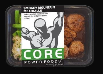 Core Power Foods - Smokey Mountain Meatballs