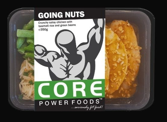Core Power Foods - Going Nuts