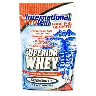 Superior Whey (International Protein)