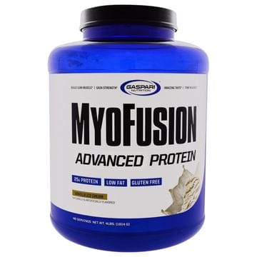 MyoFusion Advanced Protein - Gaspari