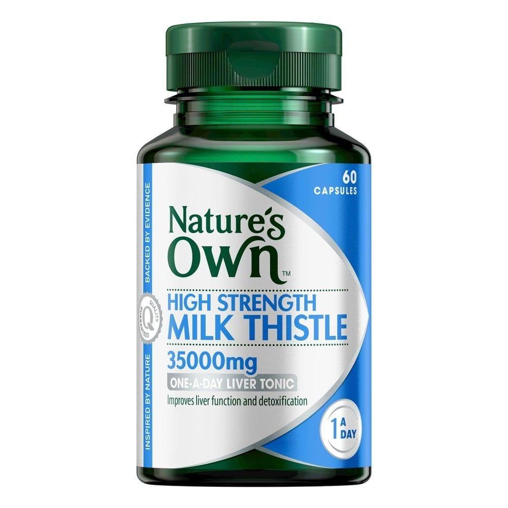 Milk Thistle - Nature's Own