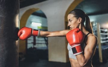 Boxing & Defence Sessions