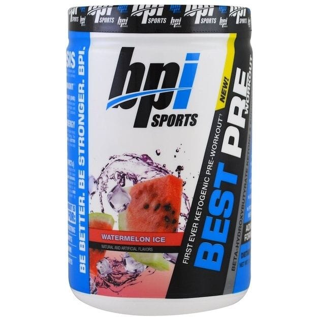 Best Pre Workout - BPI