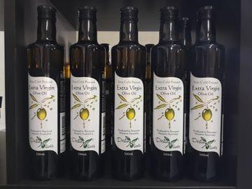 Extra Virgin Olive Oil - Destiny Olives