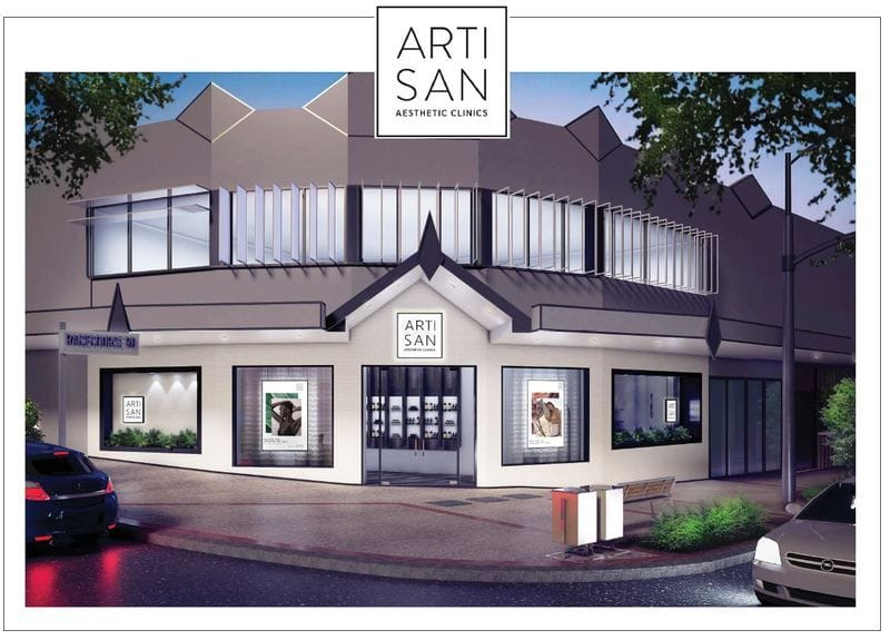 Artisan Aesthetic Clinics launched it's latest bespoke designed Clinic in Brisbane