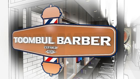 TOOMBUL BARBER