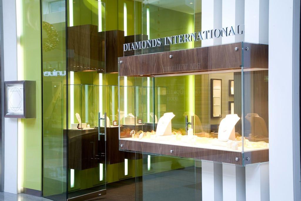 DIAMONDS INTERNATIONAL