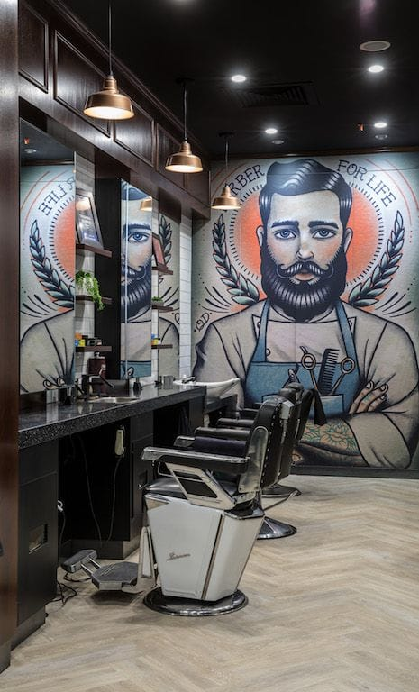 TOOMBUL BARBER GALLERY
