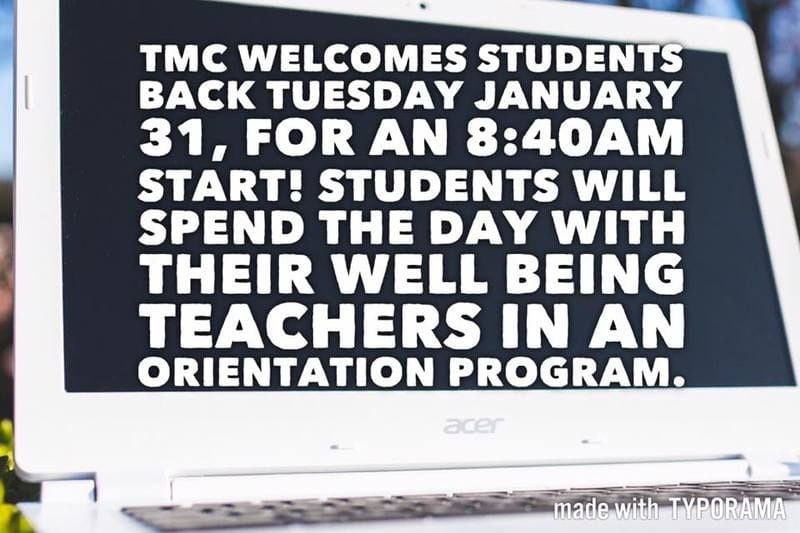 Term 1 2017 Welcome