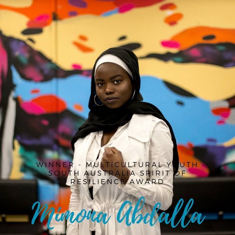 Congratulations to Old Scholar, Mimona Abdalla