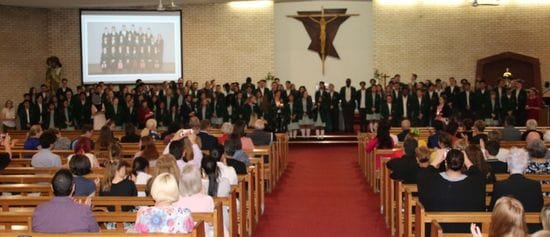 2018 Year 12 Commissioning