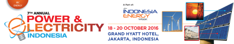 HRL sponsors 7th Annual Power & Electricity Indonesia Week