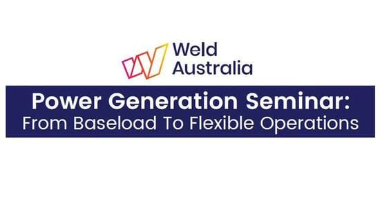 Join HRL and Uniper at Weld Australia Flexible Operations Seminar