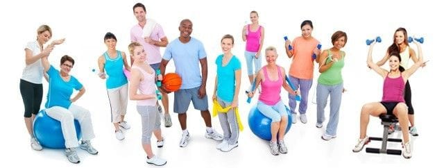 Group Exercise Classes!