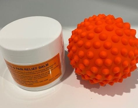 Spikey Massage Ball Spring Special