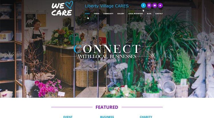 Liberty Village CARES