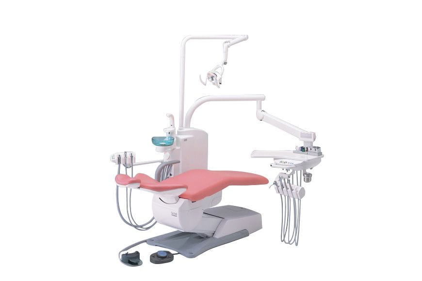 Med and Dent Belmont Clesta II Chair Package