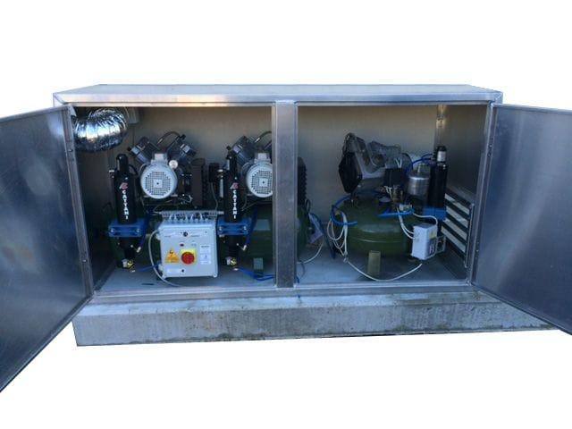 Med and Dent Cattani Plant Enclosures & Ventilation Solutions