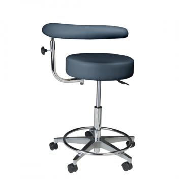 Med and Dent SDS Standard Assistant Stool