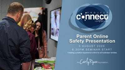 Carly Ryan Foundation Online Safety Session