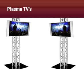 plasma TV's, two tv's in use, Audiomax