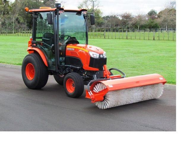 Tractor Broom Sweeper
