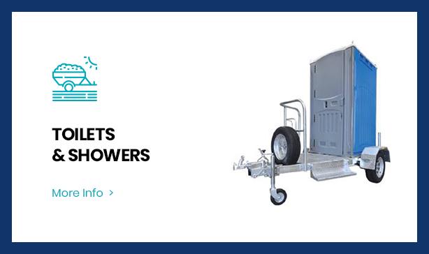 Toilets & Shower Hire in Ipswich