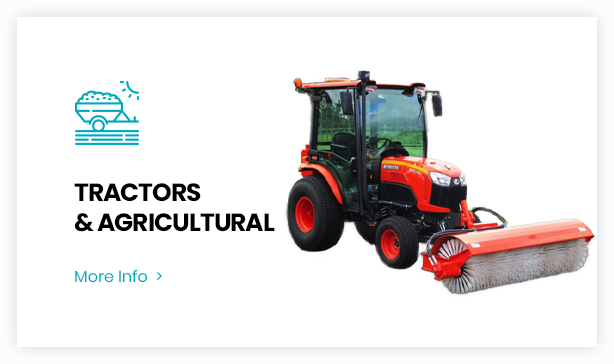 Tractors & Agricultural Equipment Hire in Ipswich & South East QLD