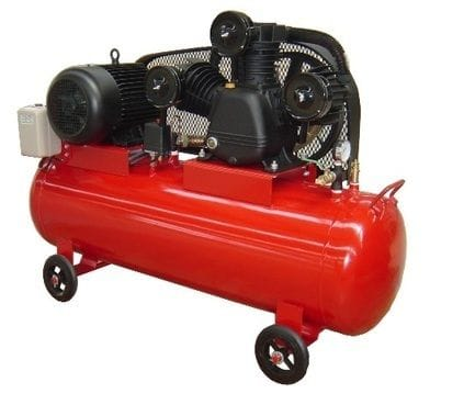 Air Compressor - Petrol (12cfm)