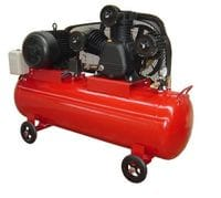 Air Compressor - Petrol (10 to 17cfm)