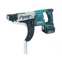 Collated Screw Gun - Battery
