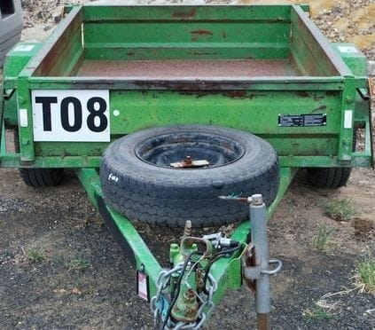 Box Trailer - 6ft x 4ft