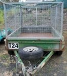 Cage Trailer - 8ft x 5ft