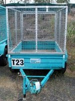 Cage Trailer 6ft x 4ft