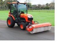 Tractor Broom