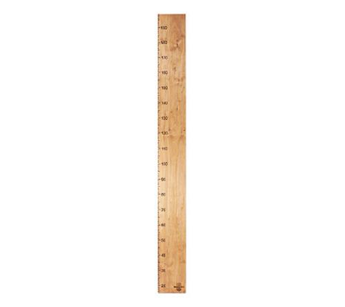 wooden ruler height chart 4740a65af243