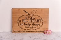 Big Heart Cheese Board