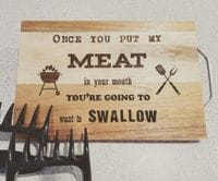 BBQ Meat Board