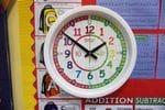 ERTT Classrom Clock
