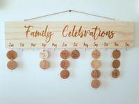 Family Celebrations Hanger