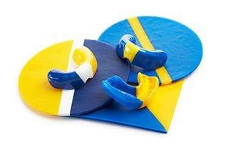 Custom designed Australian Mouthguards