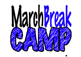 March Break Camp button