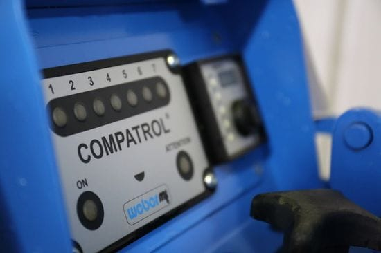 Get Your Compaction Right With Compatrol