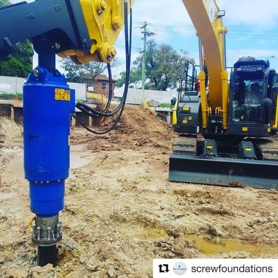 Screw Foundations Loving Their New Gear